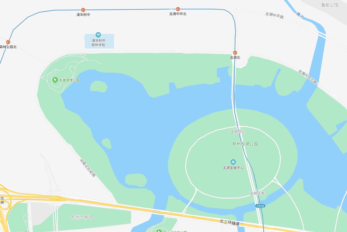 郑州北龙湖