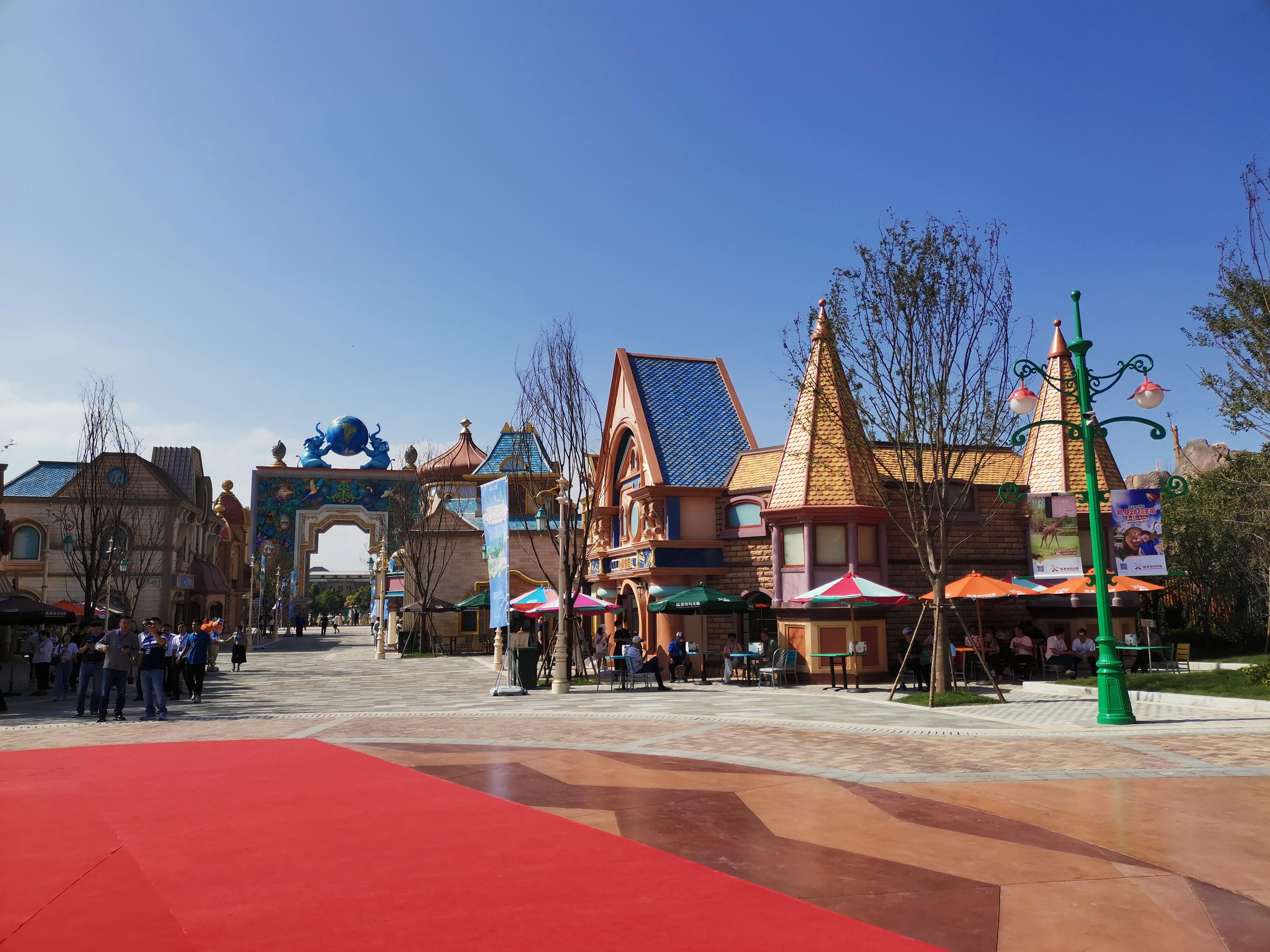 郑州周末两天都能去哪儿玩 银基动物园怎么样?