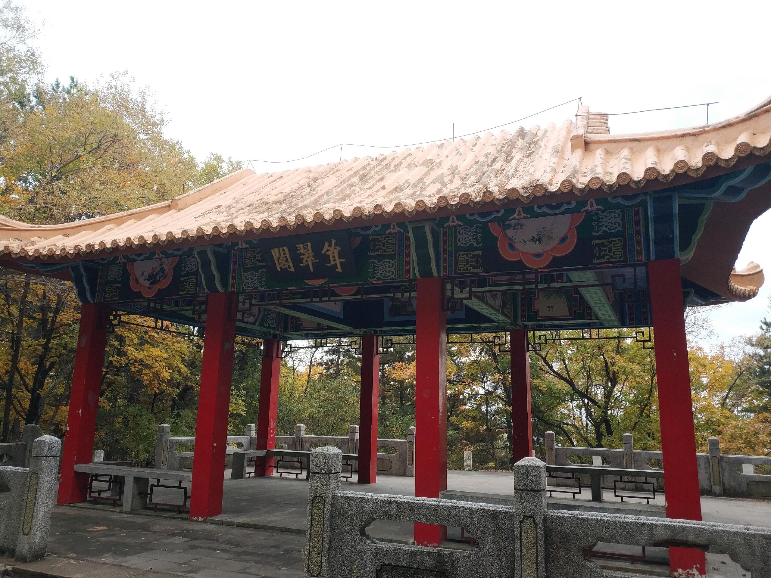吉林北山公园