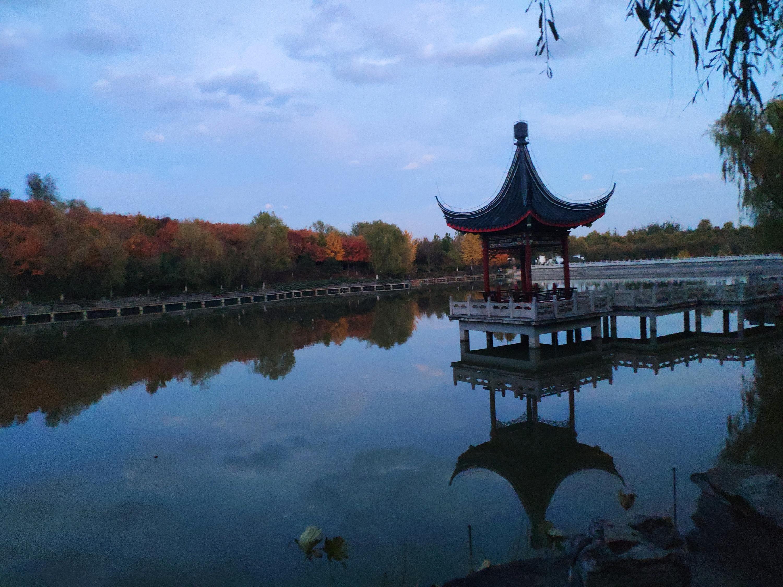 北京北宫森林公园
