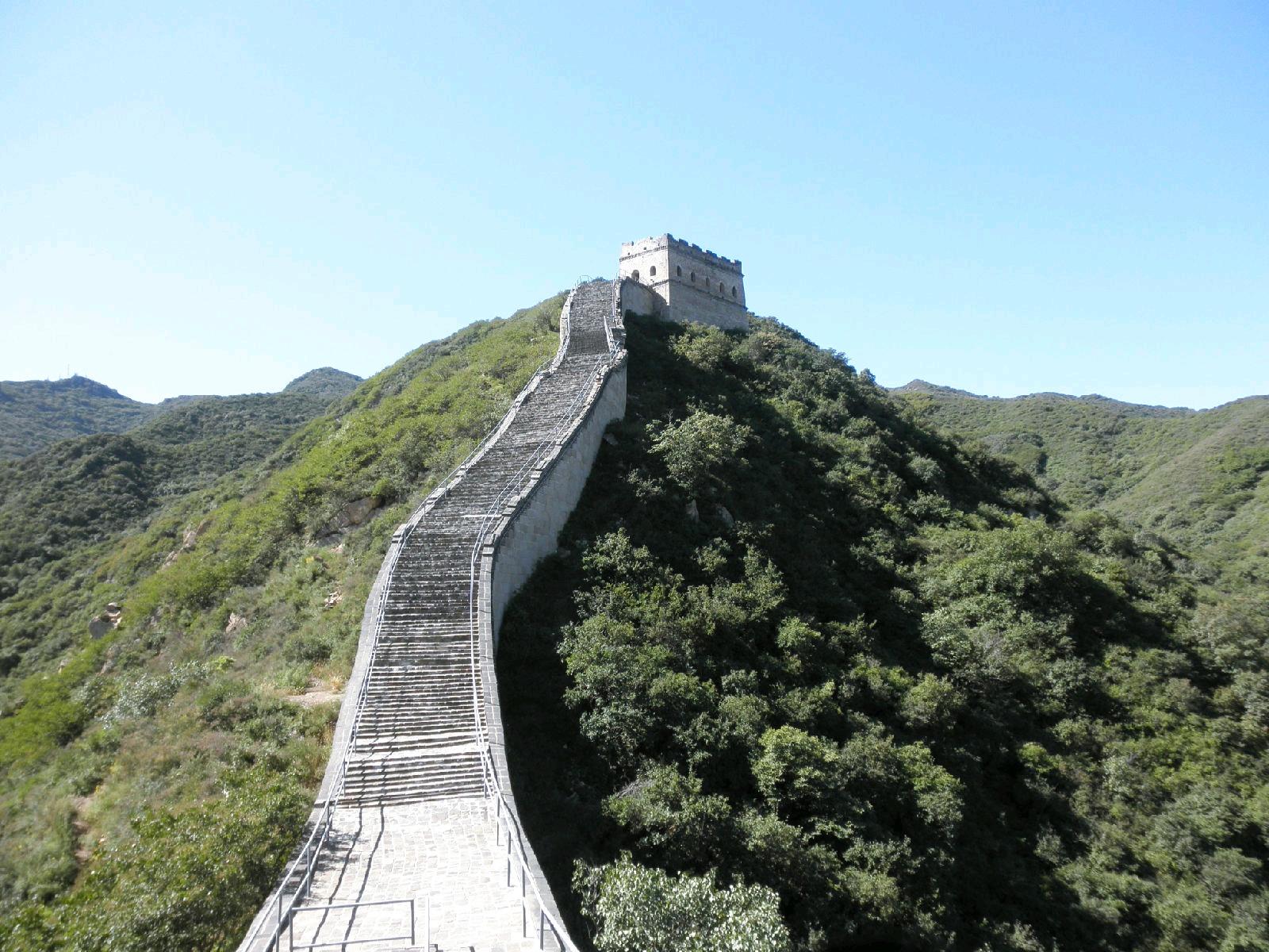 北京八达岭长城简介绍(图文)