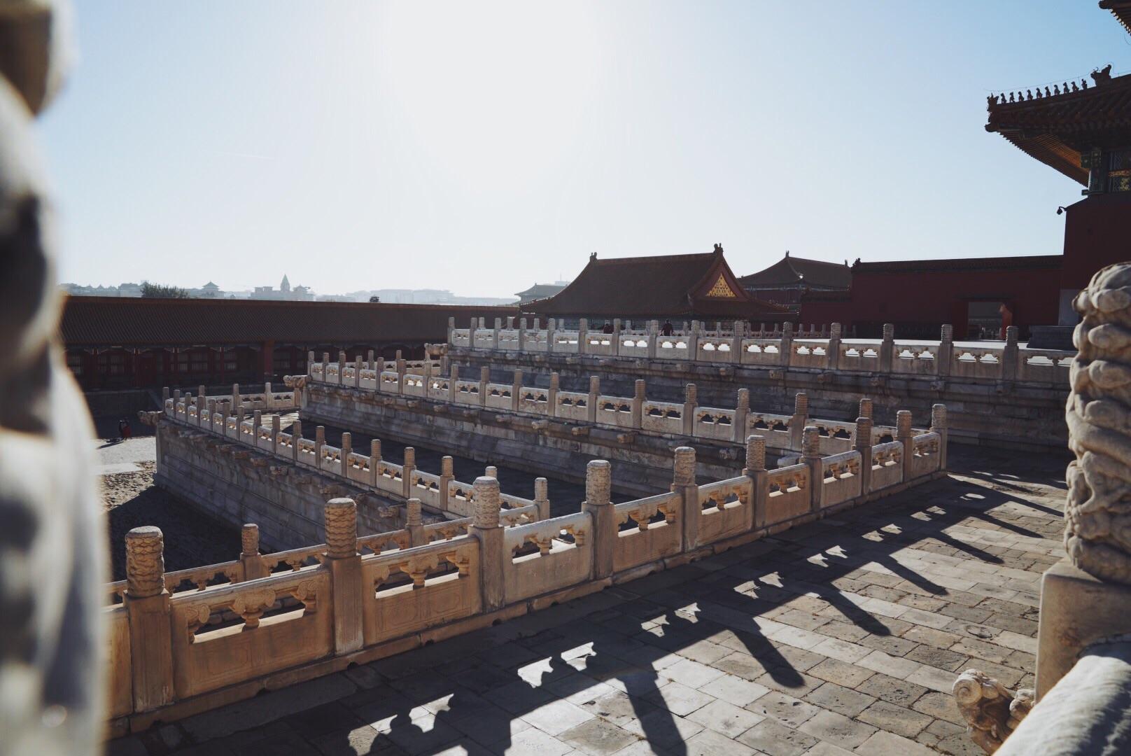 故宫博物院实景图片