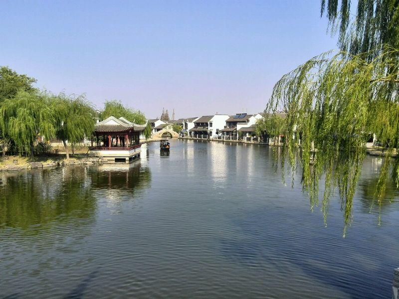 千年水乡 风景媲美西塘乌镇游玩攻略