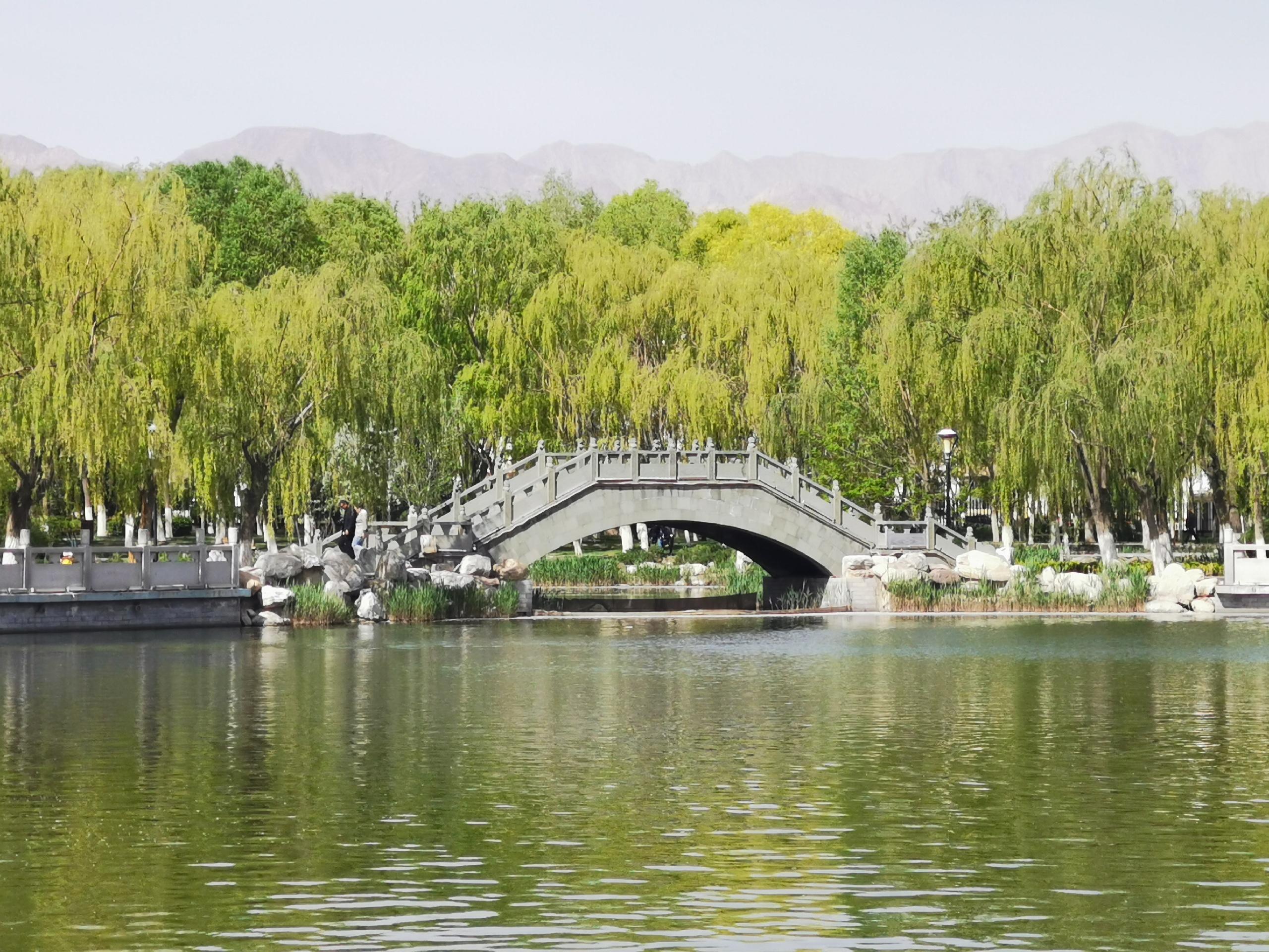 金昌金川公园